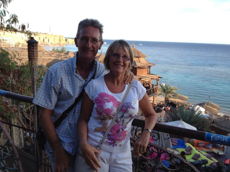 Eric & Gillian from Portsmouth, United Kingdom