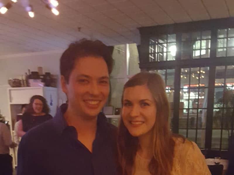 Lisa & Bryan from Edmonton, Alberta, Canada