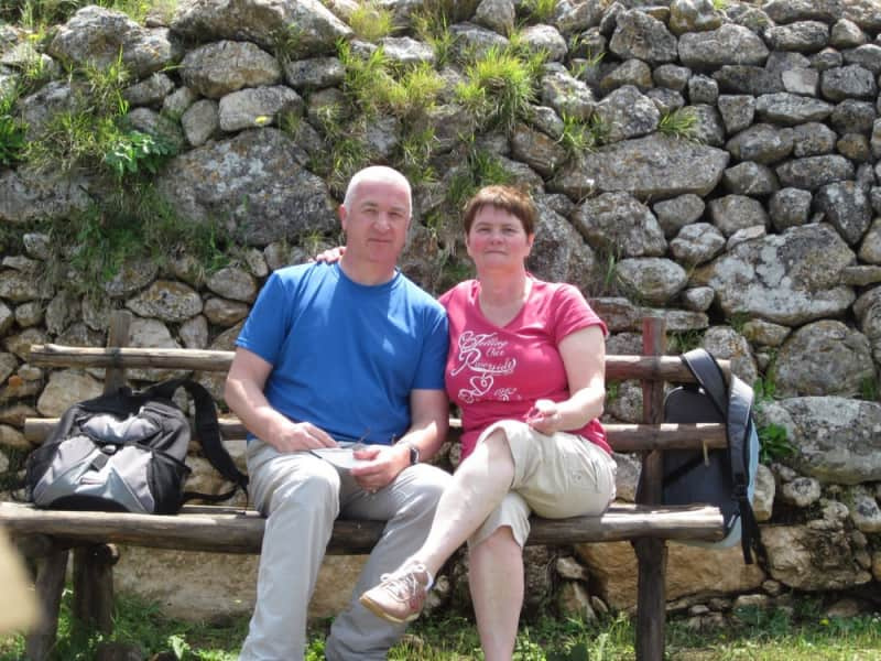Francis & Anne from Siorac-en-Périgord, France