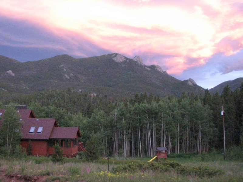 Housesitting assignment in Rollinsville, Colorado, United States
