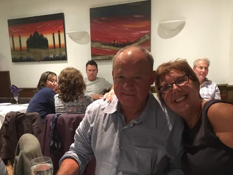 Liz & John from Manchester City Centre, United Kingdom