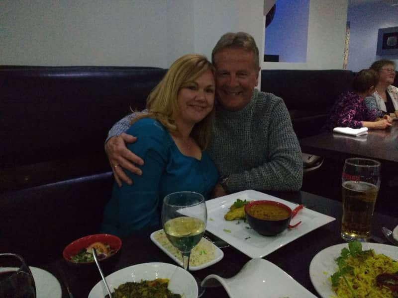 Debbie from Taunton, United Kingdom