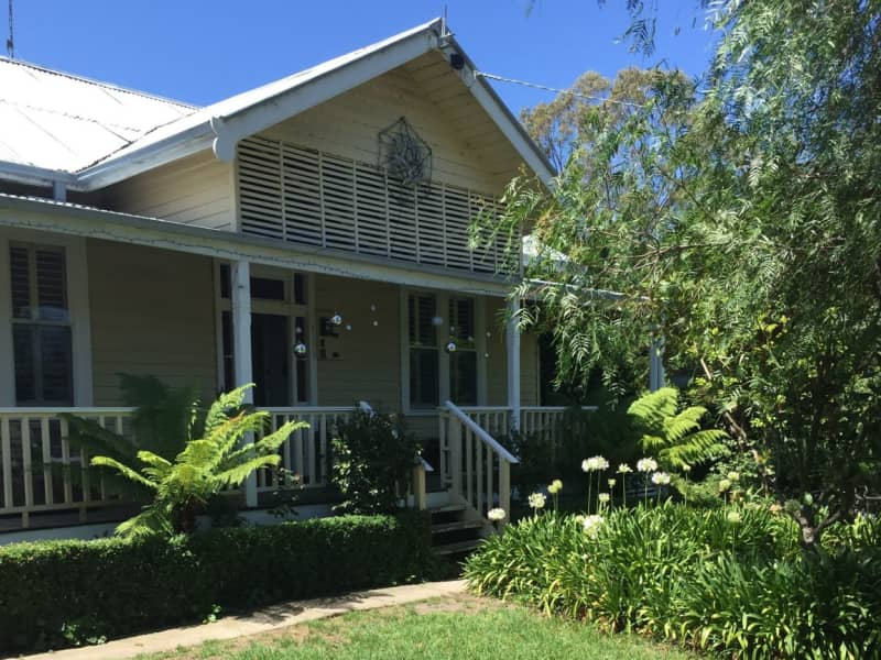 Housesitting assignment in Swan Reach, Victoria, Australia
