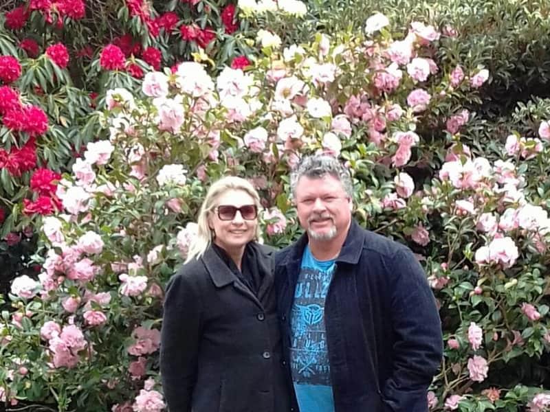 Virginia & Mark from Eleebana, New South Wales, Australia