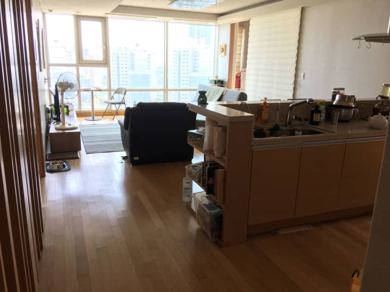 Housesitting assignment in Incheon, South Korea