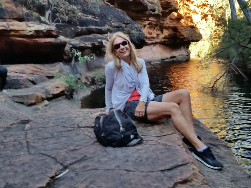Cheryl from Alice Springs, Northern Territory, Australia