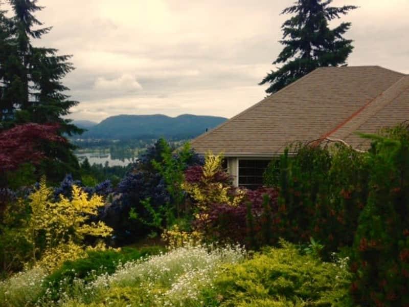 Housesitting assignment in Duncan, British Columbia, Canada