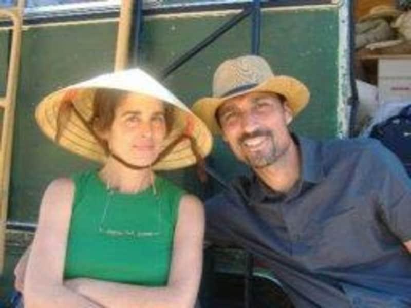 Patricia cebada & Ruben from Madrid, Spain