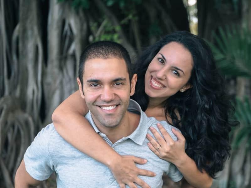 Marta & Robert from Vigo, Spain