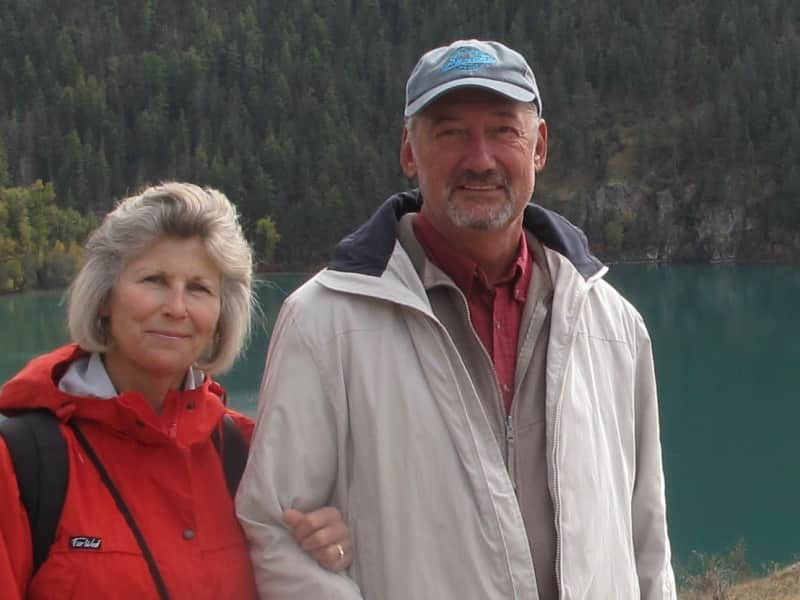 Robert and bonnie & Robert from Coldstream, British Columbia, Canada