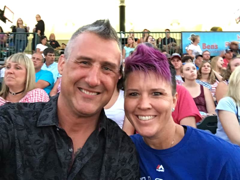 Terry & Jennifer from Rapid City, South Dakota, United States