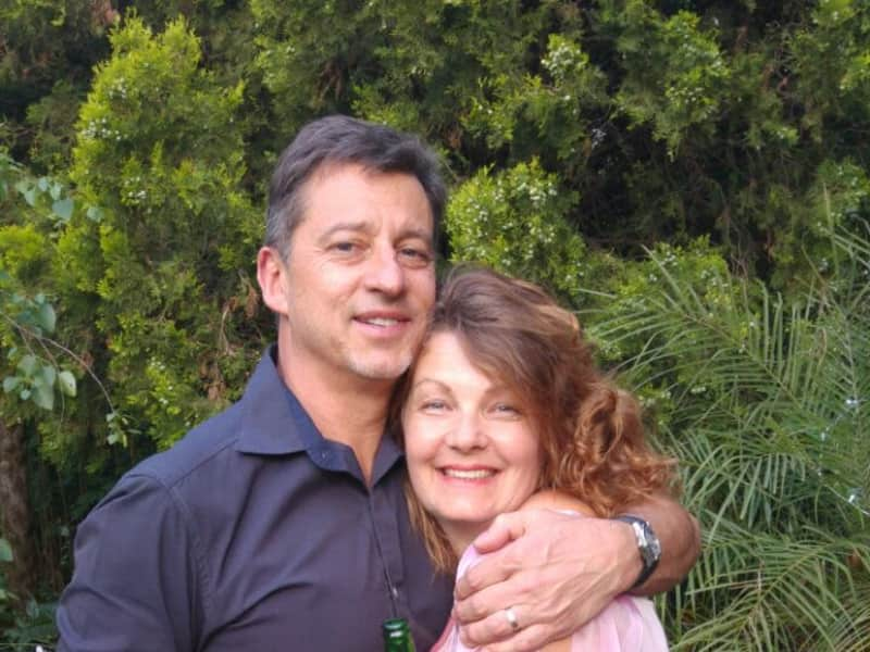 Tracey & Paul from Johannesburg, South Africa