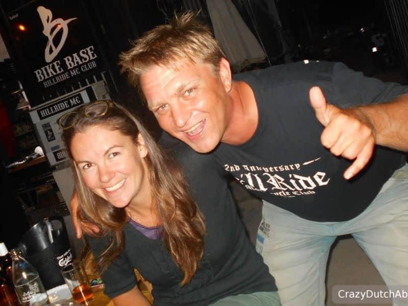 Marlies & Robbert-jan from Amsterdam, Netherlands