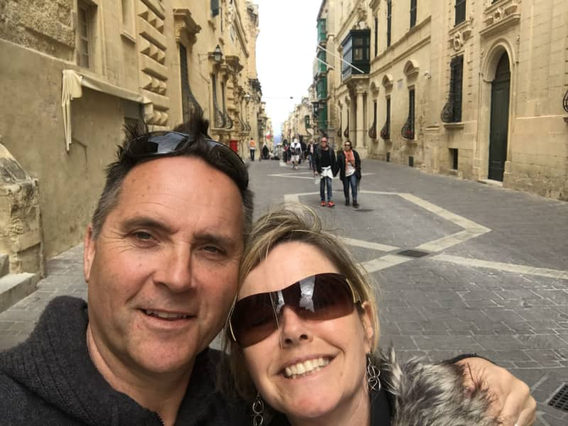 Jocelyn & Karl from Cobham, United Kingdom