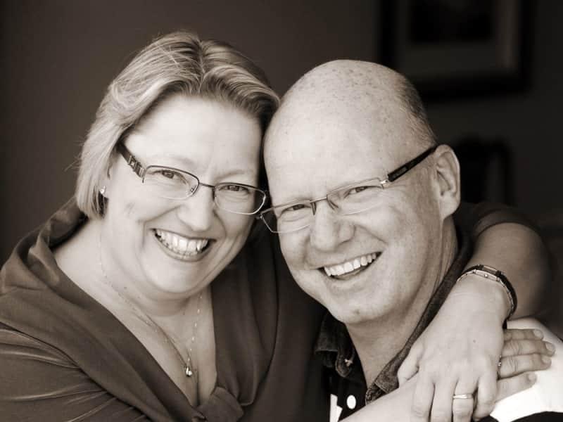 Inge & Nick from Bristol, United Kingdom