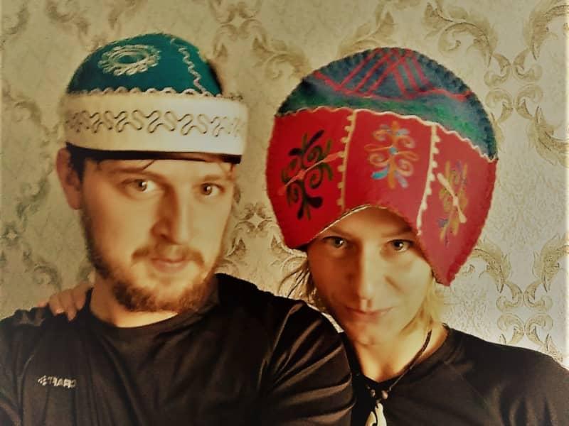 Agnieszka & Adrian from Canggu, Indonesia