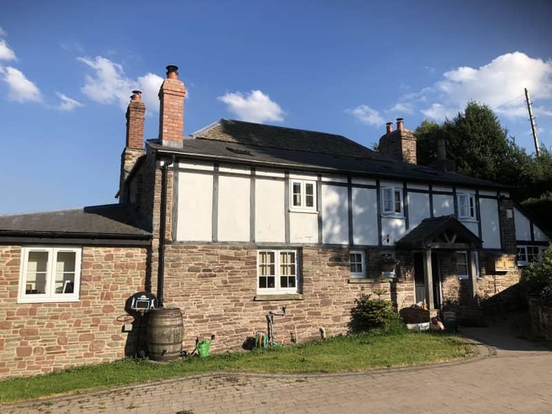 Housesitting assignment in Bredwardine, United Kingdom
