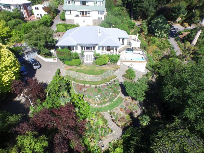 Housesitting assignment in Cashmere, New Zealand