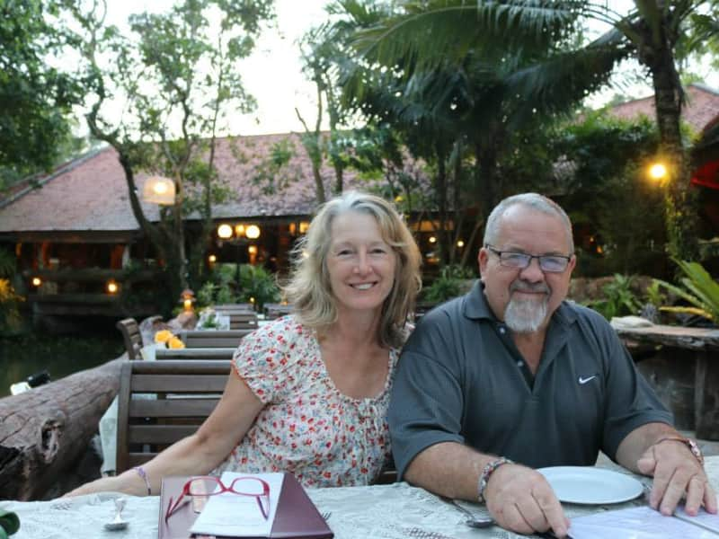 Mary & Ron from Bundaberg, Queensland, Australia