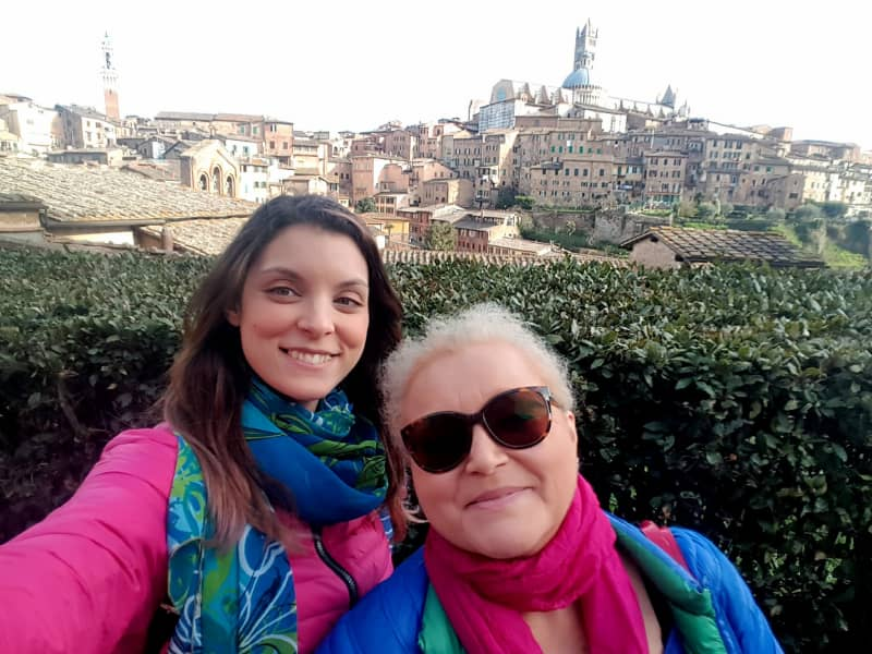Alba & Alfia anna from Perugia, Italy