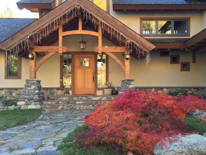 Housesitting assignment in Rossland, British Columbia, Canada