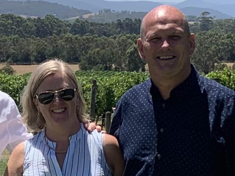 Melinda & David from Traralgon, Victoria, Australia