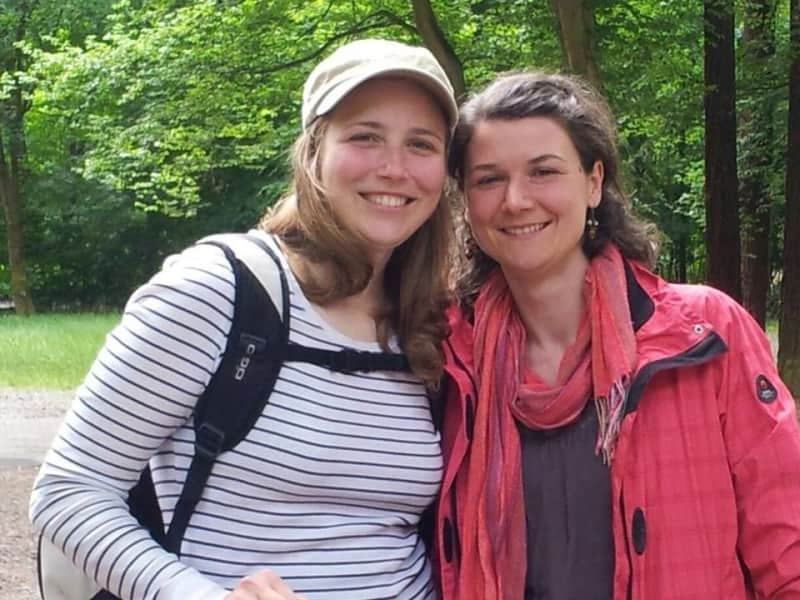 Susanne & Heike from Akron, Ohio, United States