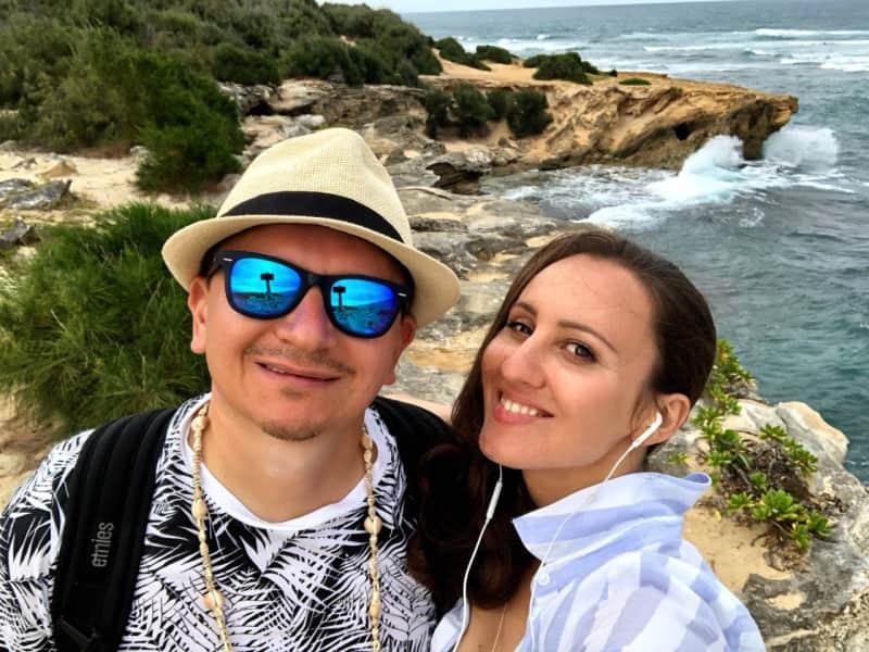 Nataliia & Oleg from Boca Raton, Florida, United States