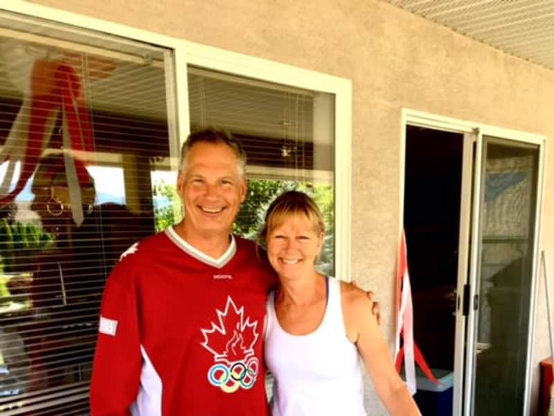 Dawna & Greg from Vernon, British Columbia, Canada
