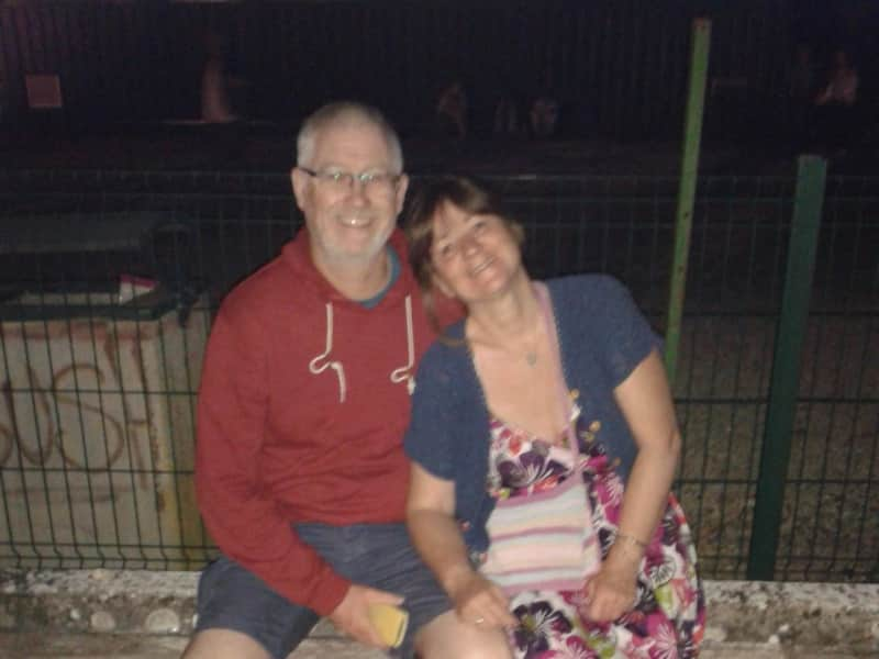 Debbie & Kevin from Anstruther, United Kingdom