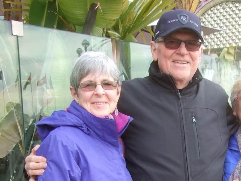 Donald & Sandra from Cobourg, Ontario, Canada