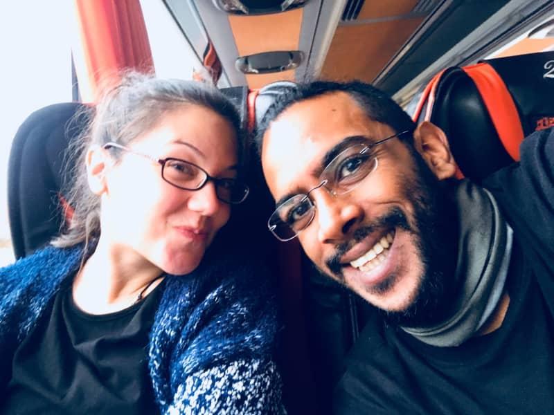 Marlon & Artül from Bussum, Netherlands