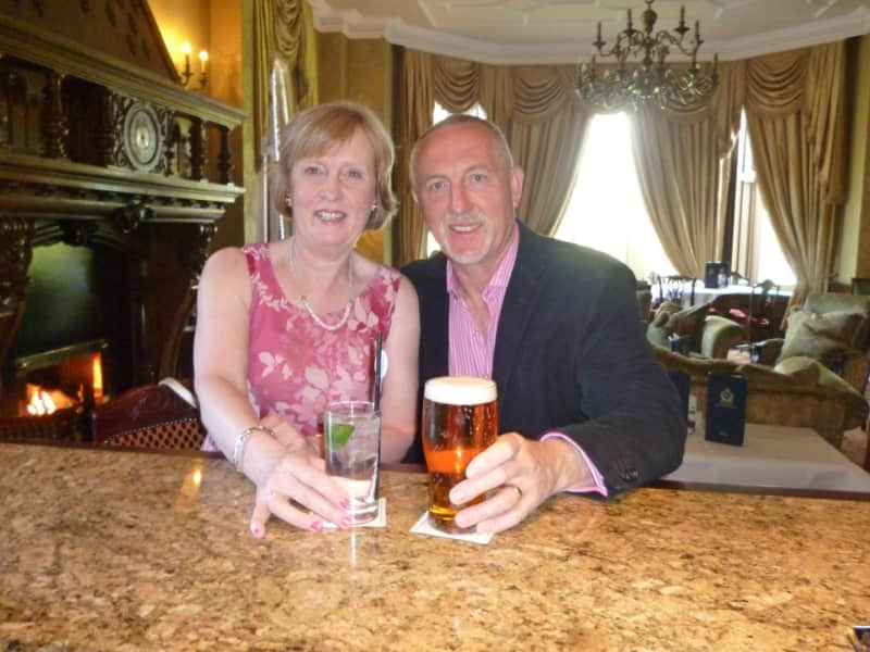 Peter & Veronica from Bedford, United Kingdom