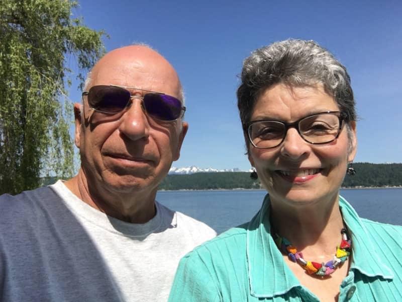Judy & Neal from Ypsilanti, Michigan, United States