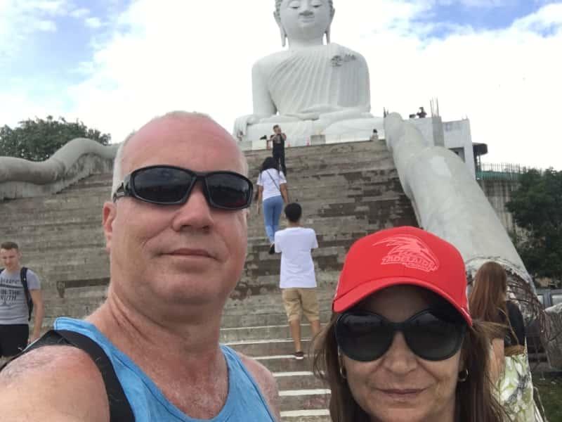 Maxine & Damien from Paralowie, South Australia, Australia