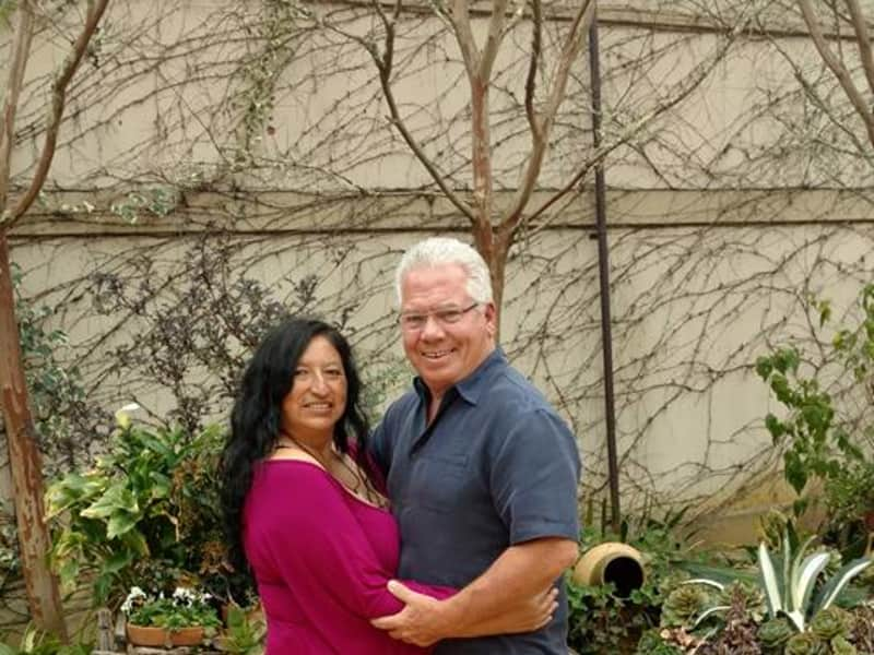 Rose & Tim from Napa, California, United States