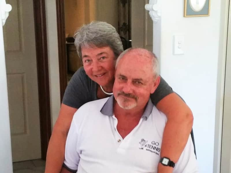 Edith & Gordon from Jindalee, Western Australia, Australia