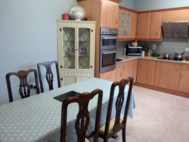 Housesitting assignment in Tullamore, Ireland