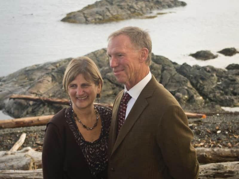 Chuck & Sharon from Nanaimo, British Columbia, Canada