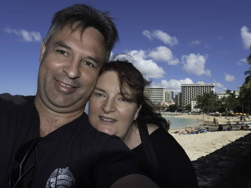 Carolyn & Andrew from Miami, Queensland, Australia