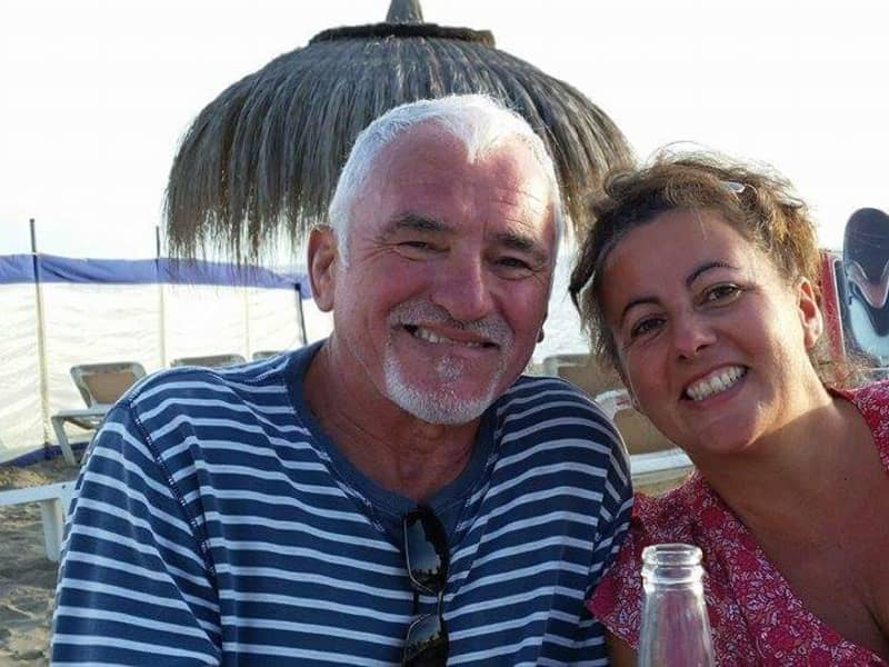Amanda & Albert from Albufeira, Portugal