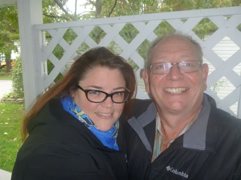 Steve & Valerie from Kanata, Ontario, Canada
