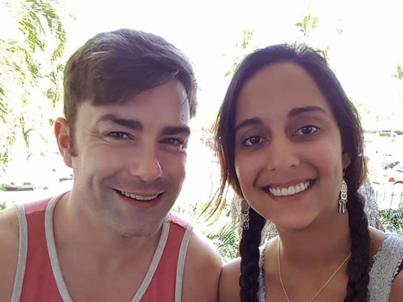 Natasha & Lorcan from Uvita, Costa Rica