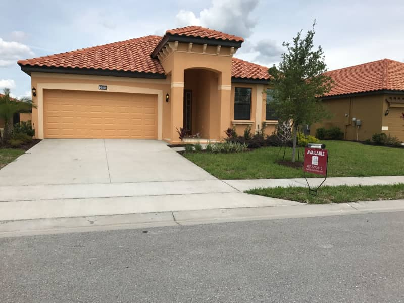 Housesitting assignment in Davenport, Florida, United States