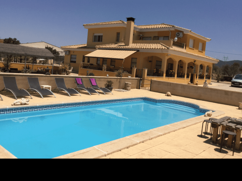 Housesitting assignment in Biar, Spain