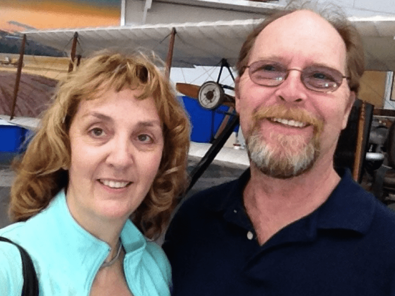Helen & Ellsworth from Norwich, Vermont, United States