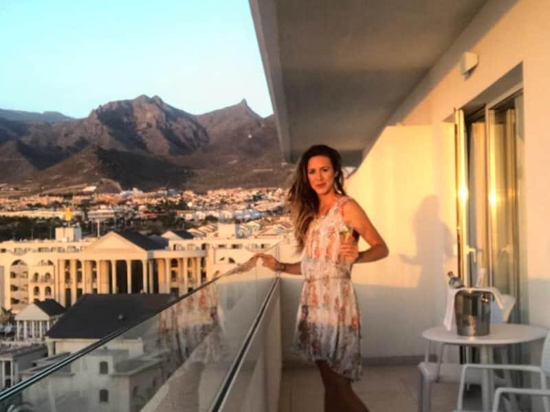 Katie from Santa Cruz de Tenerife, Spain
