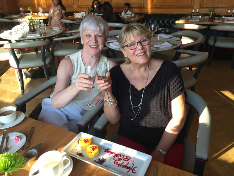 Lynn & Susan from Royal Tunbridge Wells, United Kingdom