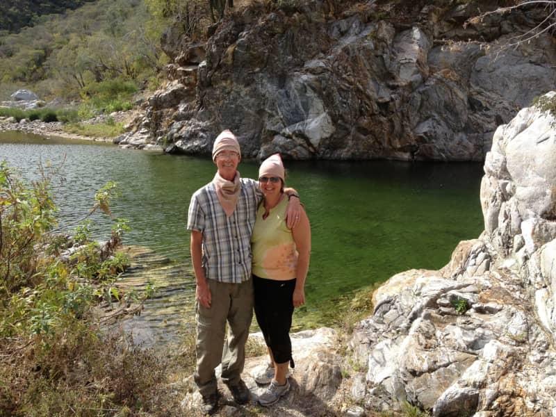 Sandra & Dave from Whitehorse, Yukon, Canada