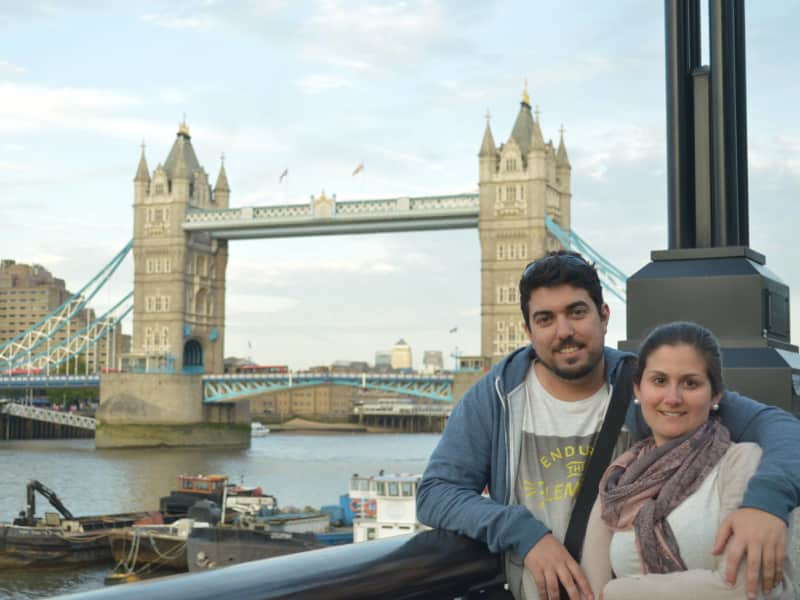 Alejandro & Fernanda from Köln, Germany